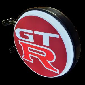 Red Nissan GTR LED Light