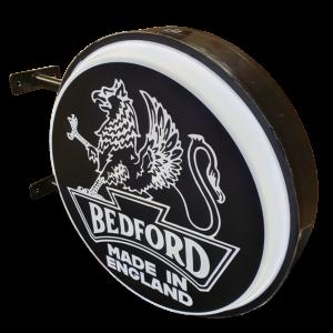 Bedford Black LED Light