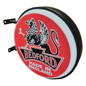 Bedford Red LED Light
