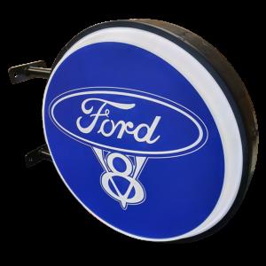 Ford V8 LED Light