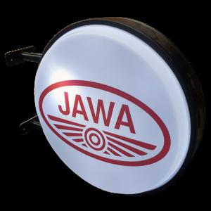 Jawa Motorcycles LED Light