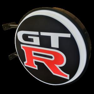 Black Nissan GTR LED Light