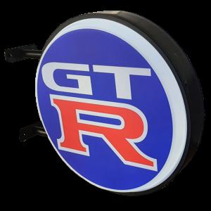 Blue Nissan GTR LED Light