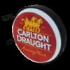 Carlton Draught 12v LED Retro Bar Mancave Light Sign
