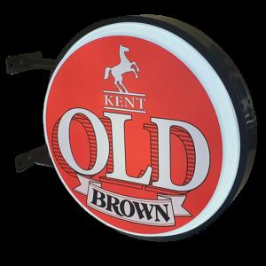 Kent Old Brown LED Light