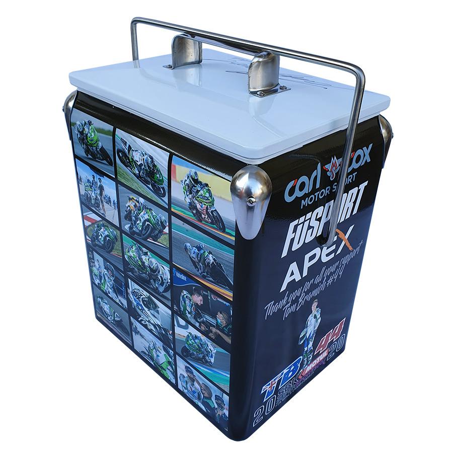2020 TB44 Retro Esky - 17lt Retro Cooler - Corner 2
