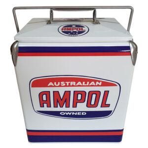 Ampol Fuel Retro Esky – 17lt Retro Cooler