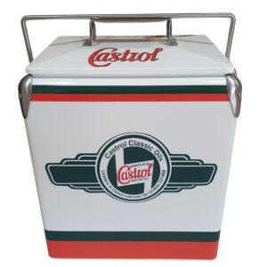 Castrol Classic Retro Esky – 17lt Retro Cooler