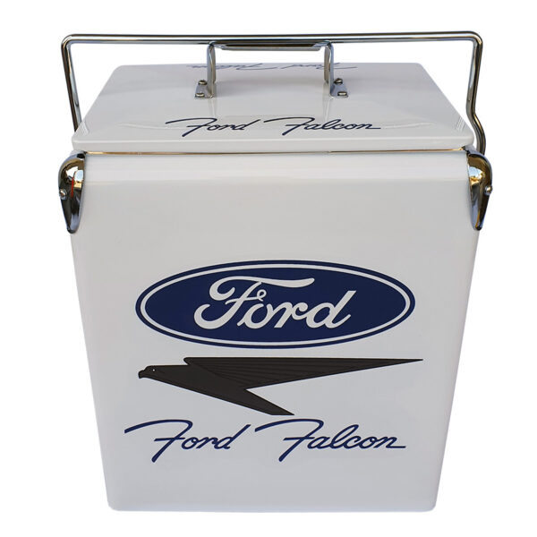 Ford Falcon Retro Esky - 17lt Retro Cooler - Front