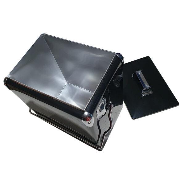 Retro Esky 17lt Retro Cooler - Black - Interior