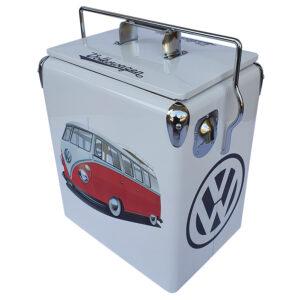 VW Kombi Retro Esky – Red – 17lt Retro Cooler