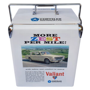 Valiant Zest Retro Esky – 17lt Retro Cooler