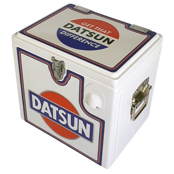 15lt Datsun Retro Chest Esky - View 2