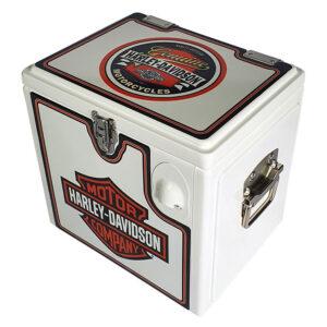15lt Harley Retro Chest Esky - View 2
