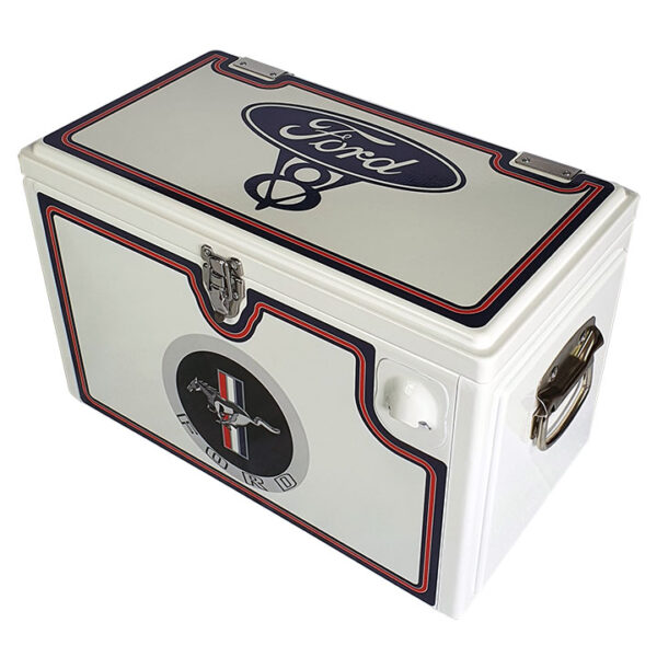 20lt Ford Mustang Retro Chest Esky - View 2