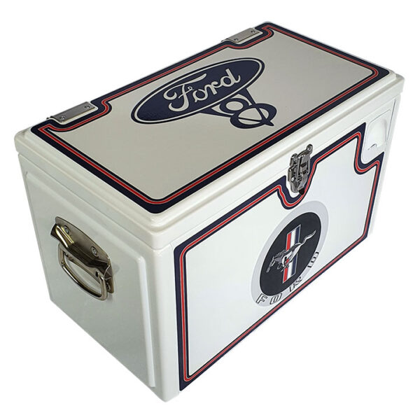 20lt Ford Mustang Retro Chest Esky - View 8