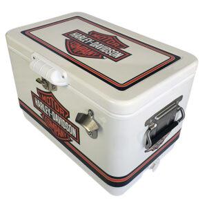 30lt Harley Retro Chest Esky - View 2