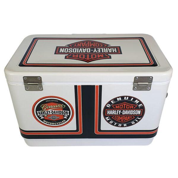 30lt Harley Retro Chest Esky - View 5